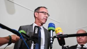 Verfassungsgericht erlaubt der AfD dreißig Kandidaten