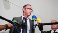 Will weiter klagen: Sachsens AfD-Vorsitzender Jörg Urban