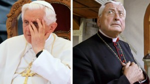 Papst bekräftigt Entpflichtung Mixas