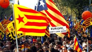 Bürgervotum spaltet Katalonien