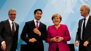 Merkels Agenda 2022