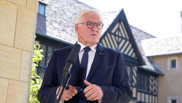 Steinmeier würdigt Potsdamer Konferenz