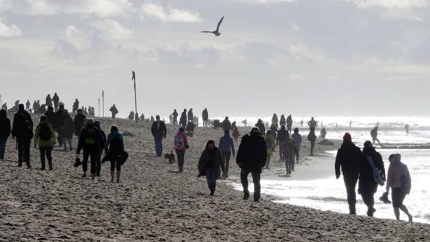 Fällt der Herbsturlaub an der Nordsee aus?