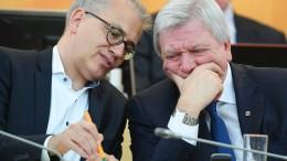 """Grüne sagen freudig """"Ja"""" zu Koalitionsverhandlungen mit der CDU"""