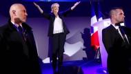 Zerrissenes Frankreich