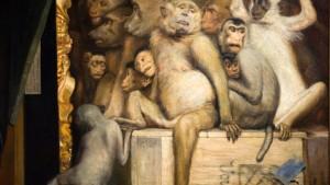 Nicht zum Affen machen lassen