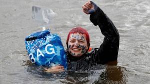 Nord-Ostsee-Kanal nach Sperrung wieder frei