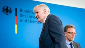 Seehofer will Kontrollen an deutsch-schweizerischer Grenze