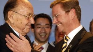 Westerwelle will atomwaffenfreies Deutschland