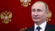 Putin schlägt Trump Treffen in Melanias Heimat Slowenien vor