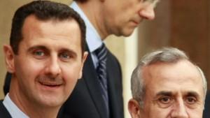 Syrien und Libanon wollen diplomatische Beziehungen