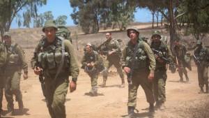 Gegen die Tunnelkrieger der Hamas