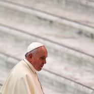 """""""Gewinnstreben und Geschwätzigkeit"""": Der Papst kritisiert seine Verwaltung."""