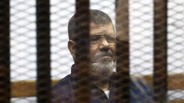 Weiteres Urteil gegen Mursi gekippt