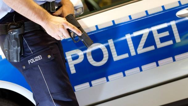 Dienstwaffe Polizei