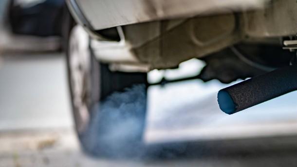 Verkehrsminister lobt Medizinerinitiative gegen Schadstoff-Grenzwerte