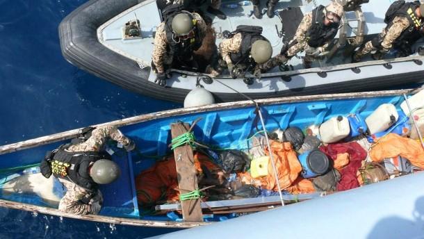 Private Dienste sollen deutsche Schiffe schützen