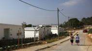 Israel will sich 400 Hektar Land einverleiben