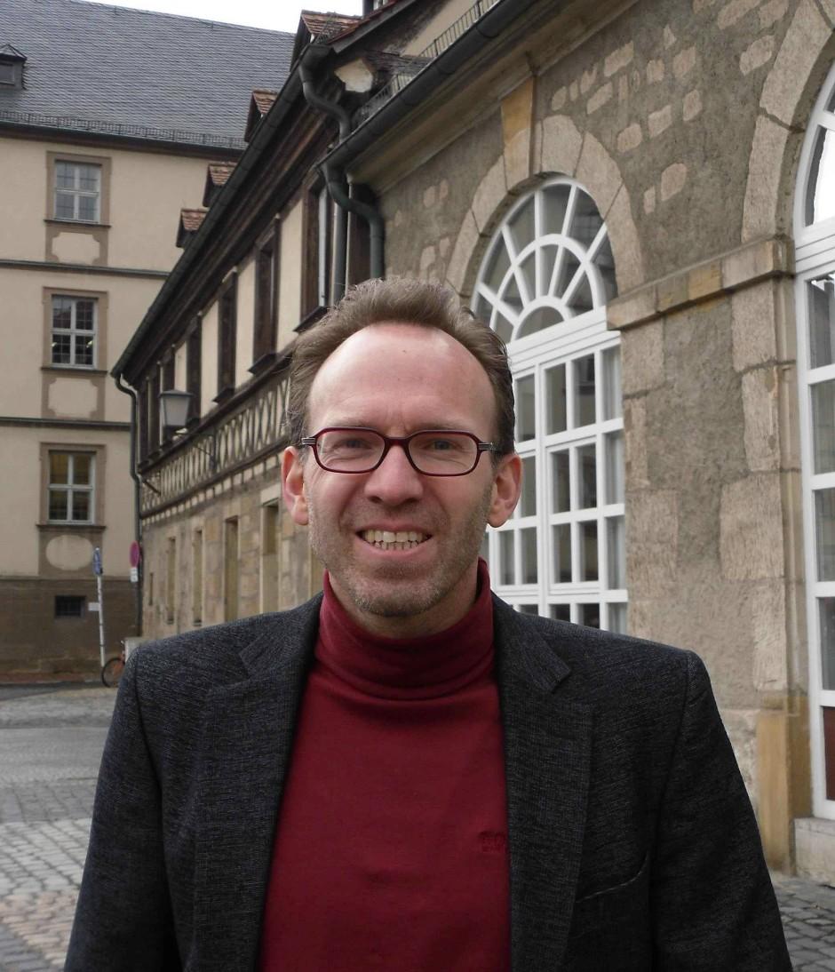 Patrick Franke ist Professor für Islamwissenschaft an der Universität Bamberg.