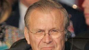 Menschenrechtsgruppen verklagen Rumsfeld