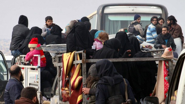 Evakuierung Ost-Aleppos wird offenbar fortgesetzt
