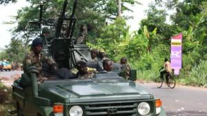 Die Kämpfer Ouattaras stehen vor Abidjan