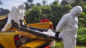 Ausmaß der Epidemie in Liberia lässt offenbar nach