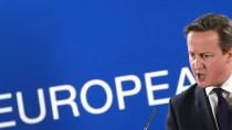 Der britische Premierminister David Cameron nach dem EU-Gipfel Ende Oktober in Brüssel