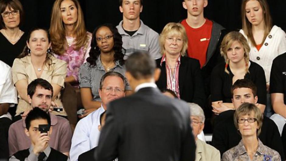 Zu Besuch in Amerikas Zwangsversteigerungshauptstadt Fort Myers: Obama
