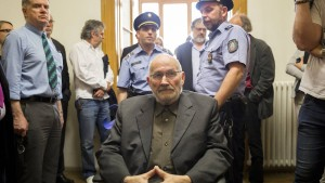Horst Mahler wurde aus der Haft entlassen