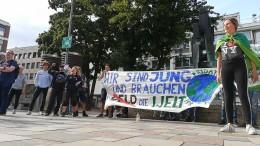 Eine Woche Protest für den Klimaschutz in Köln