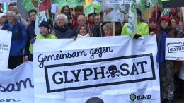 Umweltschützer fordern Schmidts Rücktritt