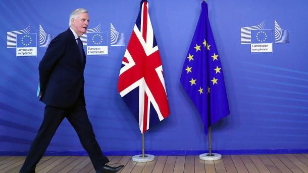 EU muss Notfallplanungen für Brexit vorantreiben