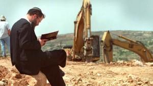 Aus 'Land für Frieden' wurde der Krieg um Siedlungen