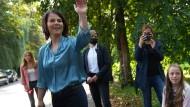 Liveblog Bundestagswahl: Grüne auf Platz drei mit deutlichen Zugewinnen, FDP stabil