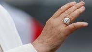 Der neue Papst meint es ernst.