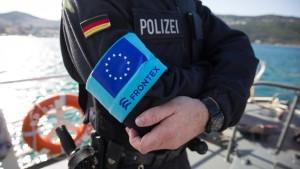 Deutsche leisten meisten Dienst an EU-Außengrenzen
