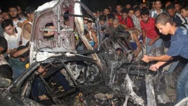 Ranghoher Hamas-Führer in Gaza getötet