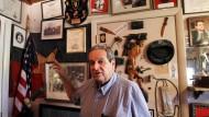Félix Rodríguez war fast sein ganzes Leben lang für den amerikanischen Auslandsgeheimdienst CIA im Einsatz