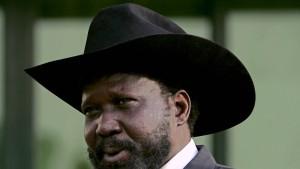 Der erste Präsident Südsudans