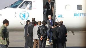 Verletzte Houthis dürfen Jemen verlassen