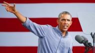 Die Obama-Liebe der Deutschen kühlt ab