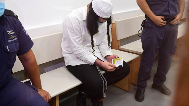 Jüdischer Extremist schuldig gesprochen
