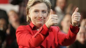 Siege für Clinton, Romney und McCain