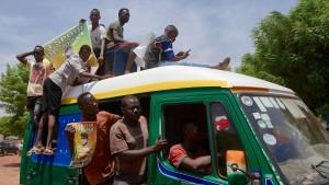 Auch afrikanische Union schließt Mali aus
