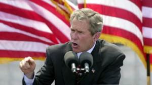 Bush: Palästinenserstaat kommt, aber ohne Arafat