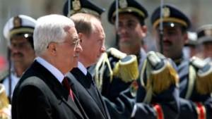 Putin an Arafats Grab