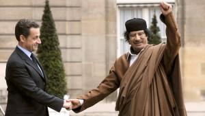 Frankreichs früherer Präsident Sarkozy in Polizeigewahrsam