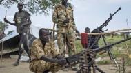 China verlegt Kampftruppen nach Südsudan