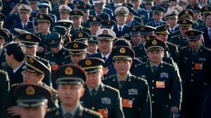 Neue chinesische Führung reduziert Ministerien